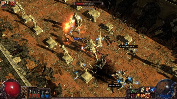 Path of Exile: Beta-Start steht bevor