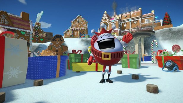 Planet Coaster - Gameplay-Trailer stellt das Winter-Update vor