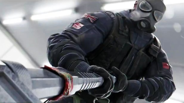 Rainbow Six Siege - Release-Datum im Live-Action-Trailer