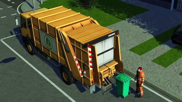 Recycle: Der Müllabfuhr-Simulator - Trailer: Die Features des Spiels