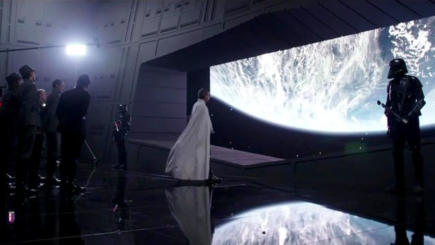 Star Wars: Rogue One - Viele neue Szenen im Behind-the-Scenes-Video