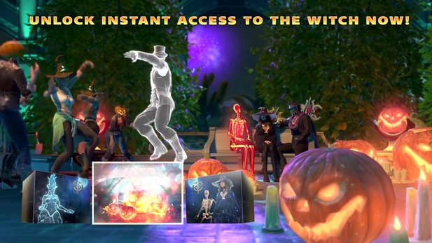 Skyforge - Trailer zum Halloween-Event