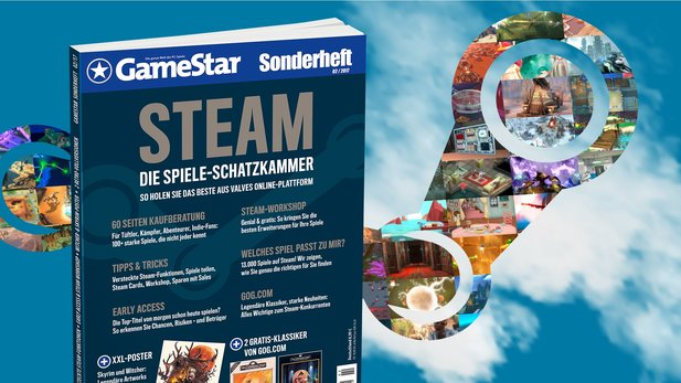 Sonderheft Steam Teaser