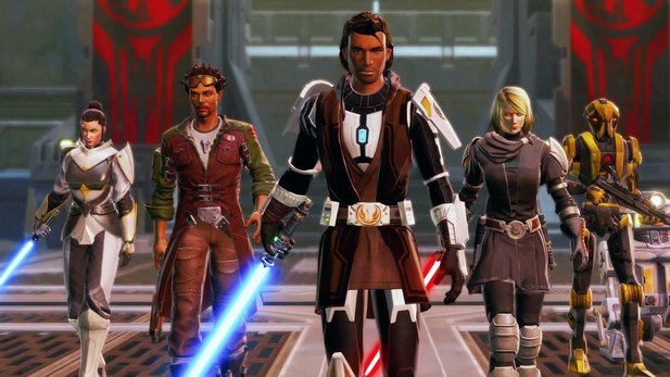 Star Wars: The Old Republic - Ingame-Trailer zu Knights of the Fallen Empire