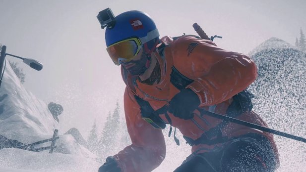 Steep - Gameplay-Trailer zeigt die Extremsportarten