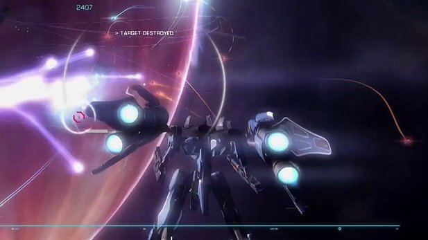Directors-Cut-Video von Strike Suit Zero