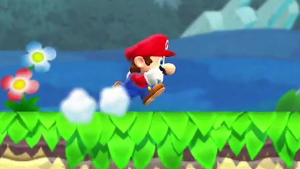 Super Mario Run - Trailer erklärt: So funktionieren Mobile-Steuerung und Spezial-Moves