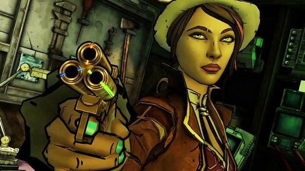 Tales from the Borderlands - Debüt-Trailer zu Episode 2, Atlas Mugged