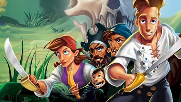 Ein Fan-Video stellt Szenen aus The Secret of Monkey Island nach.