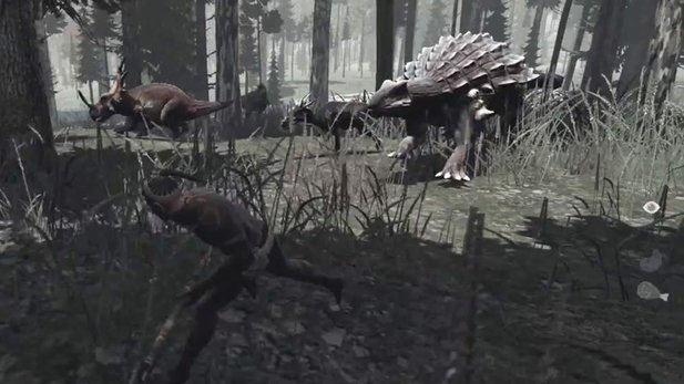The Stomping Land - Gameplay-Trailer zur Early-Access-Version