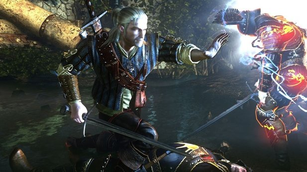 The Witcher 2 - Gameplay-Präsentation