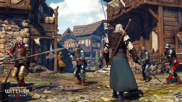 Auf der Game Developers Conference 2015 hat CD Projekt RED neue Gameplay-Szenen von The Witcher 3: Wild Hunt gezeigt.