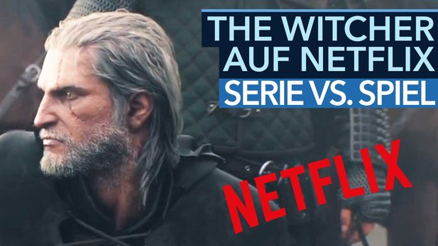 The Witcher on Netflix - Tell the series what's missing in the game