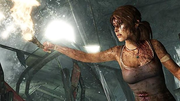 Tomb Raider - E3-Gameplay-Demo