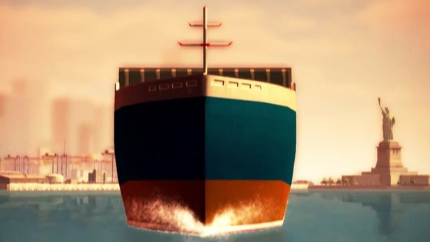 TransOcean: The Shipping Company - Ingame-Trailer zur Logistik-Simulation