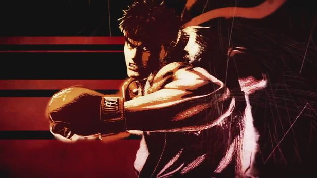 Ultra Street Fighter 4 - Intro zum Beat'em'Up