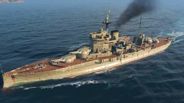 World of Warships - Entwickler-Tutorial stellt die Battleships vor