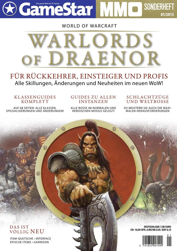 WoW Warlords of Draenor Heft