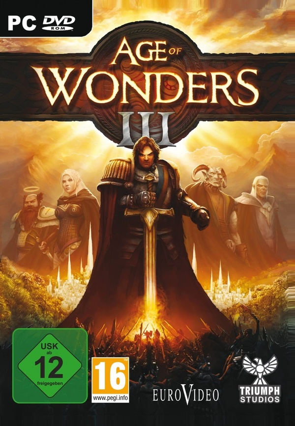 Cover zu Age of Wonders 3