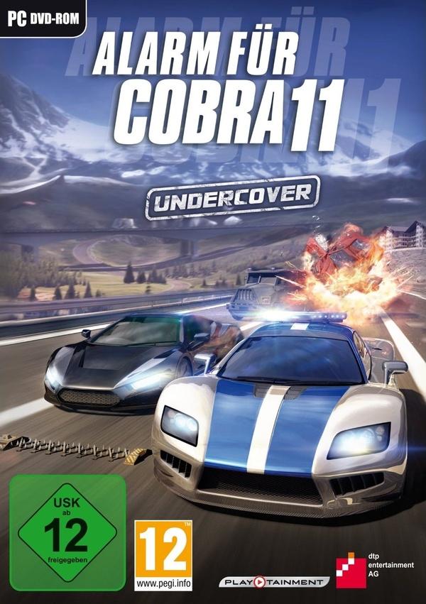 alarm f r cobra 11 undercover pc spiele cover gamestar. Black Bedroom Furniture Sets. Home Design Ideas