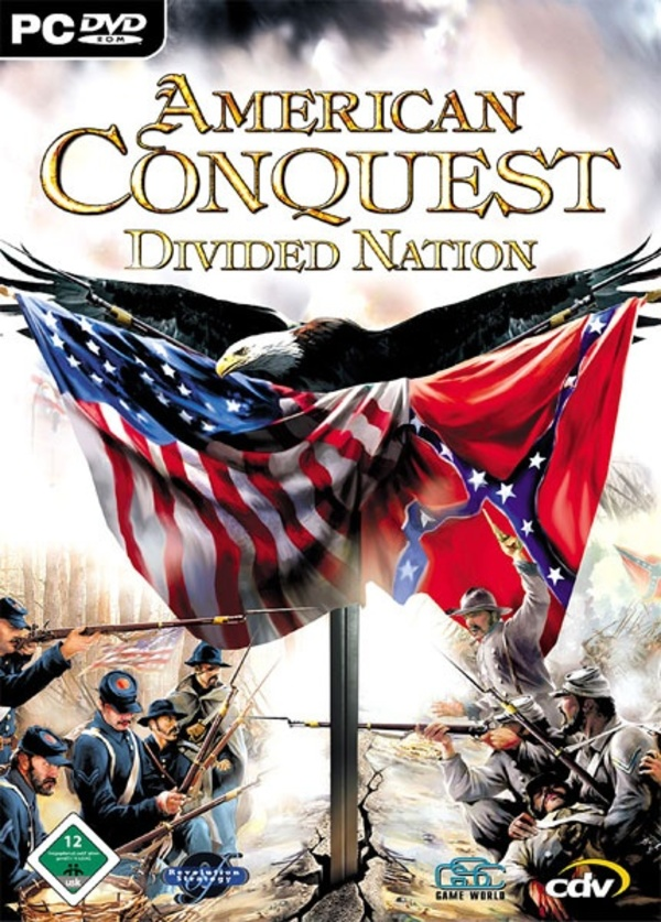 Cover zu American Conquest: Divided Nations
