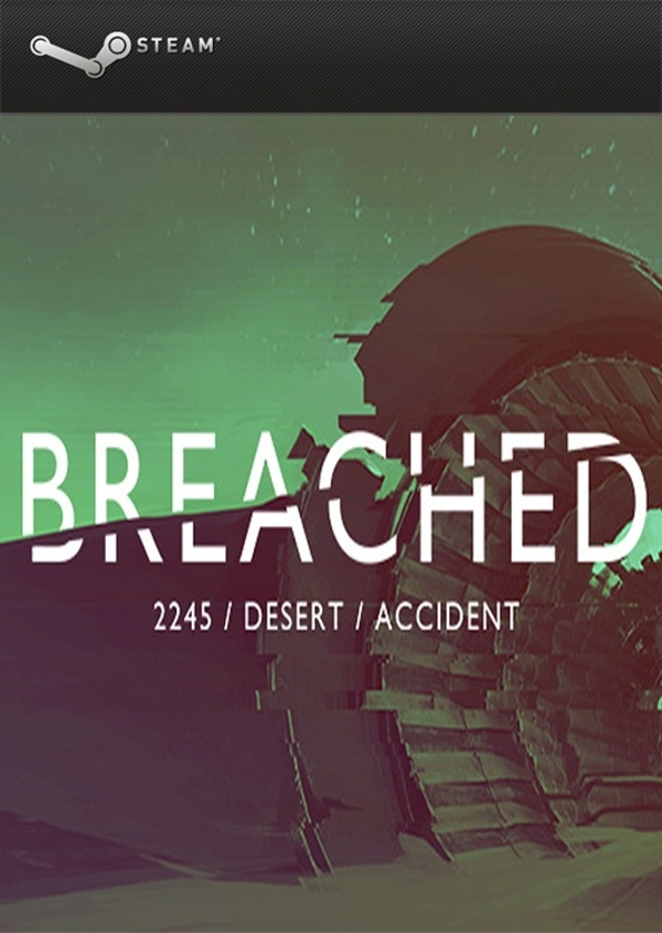 Cover zu Breached