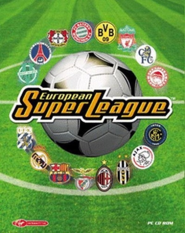 Cover zu European Super League