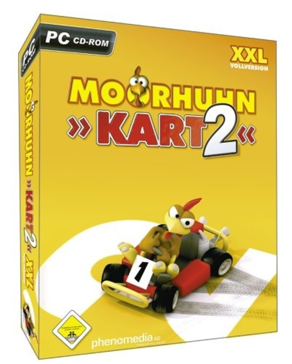 moorhuhn kart 2 pc spielecover gamestar