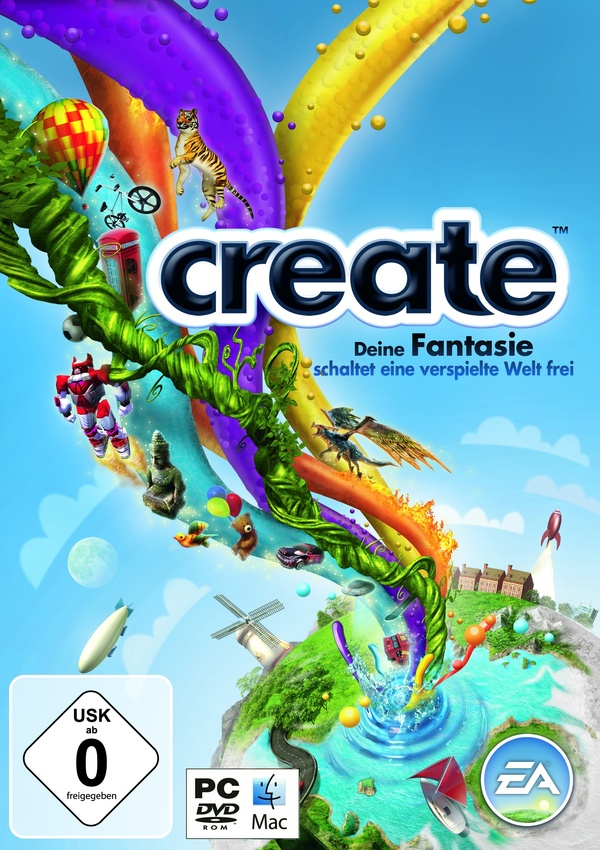 Cover zu Create