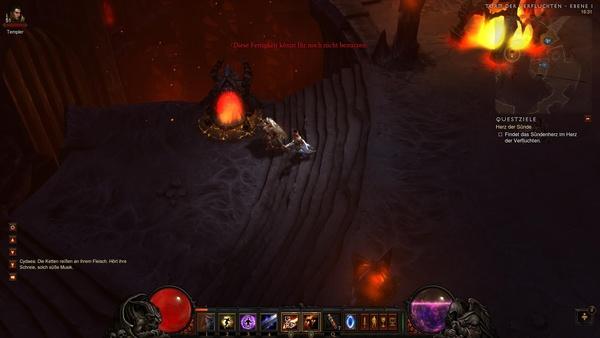 Diablo 3 - Komplettlösung : Im Turm der Verfluchten