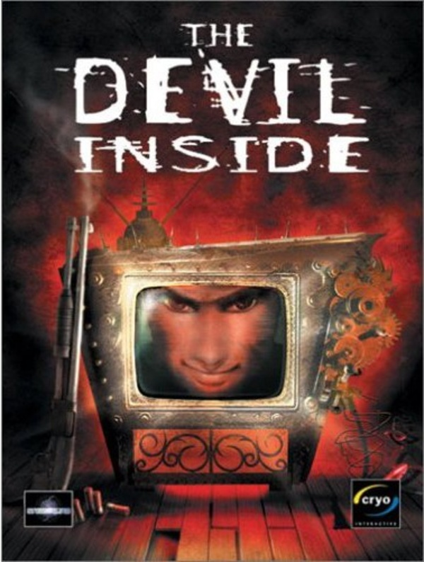 Cover zu The Devil Inside