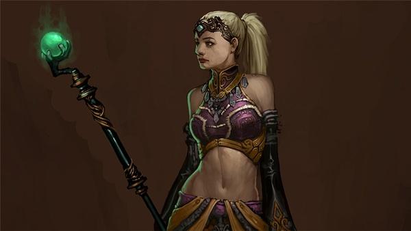 Diablo 3 - Klassenguide : Betörend und gefährlich: Die Verzauberin