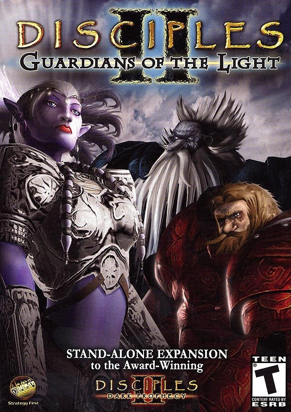 Cover zu Disciples 2: Guardians of the Light