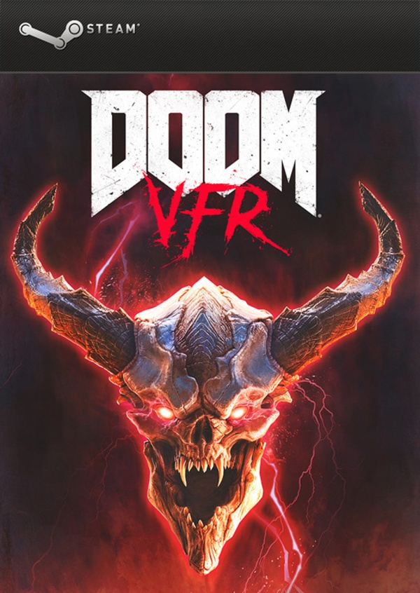 Cover zu Doom VFR