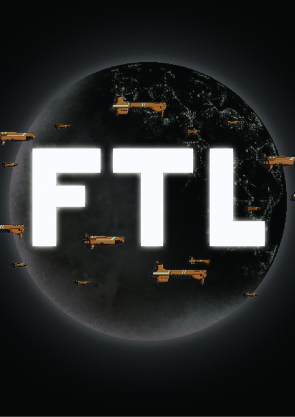 Cover zu FTL: Faster Than Light