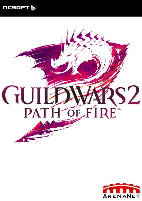 Cover zu Guild Wars 2: Path of Fire