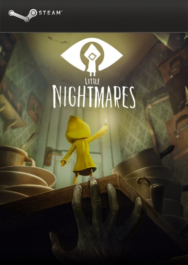 Cover zu Little Nightmares