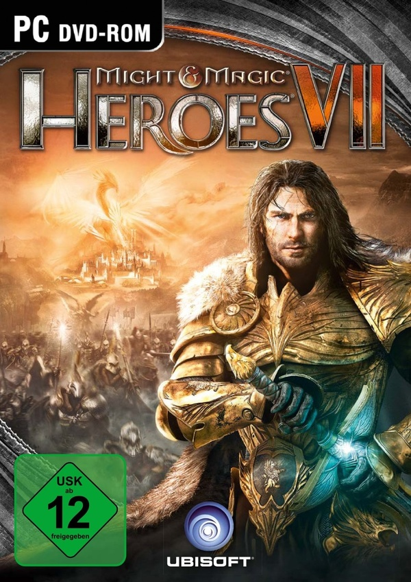 Cover zu Might & Magic: Heroes 7