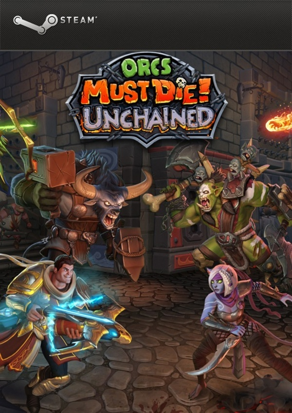 Cover zu Orcs Must Die! Unchained