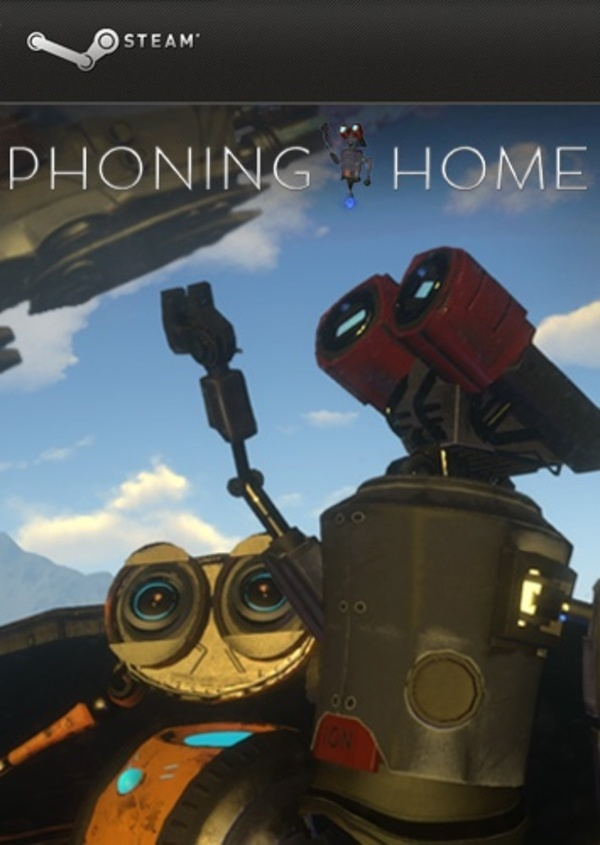 Cover zu Phoning Home