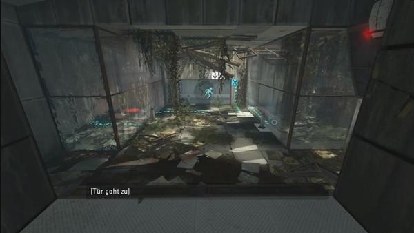 Portal 2 : Drücken Sie die Schalter in der richtigen Reihenfolge.
