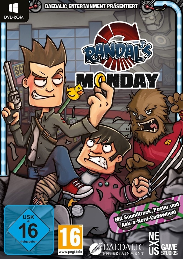 Cover zu Randal's Monday