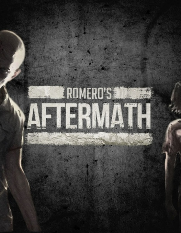 Cover zu Romero's Aftermath