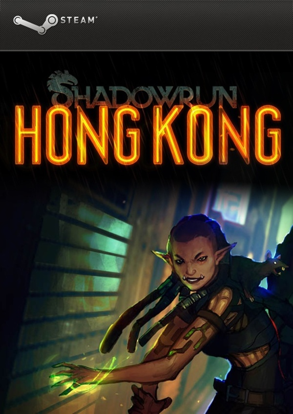 Cover zu Shadowrun: Hong Kong
