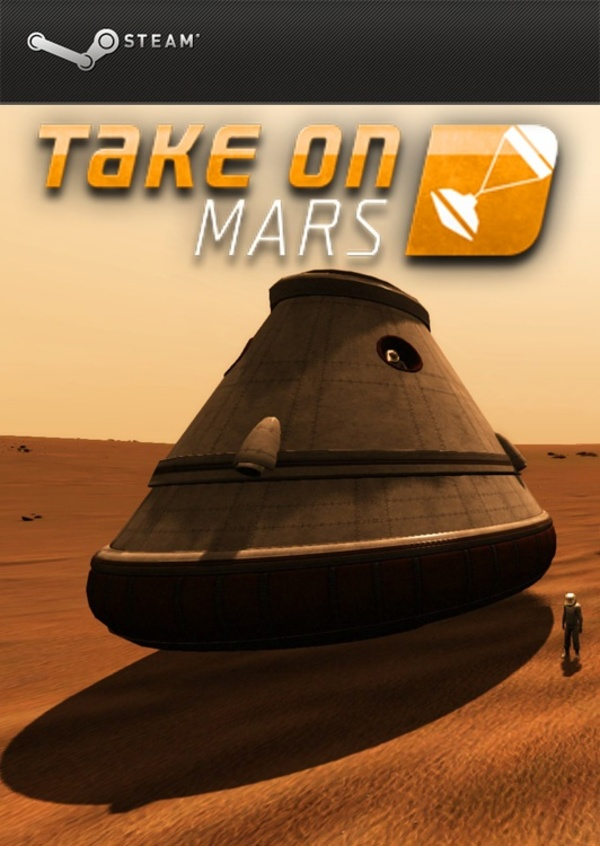 Cover zu Take On Mars