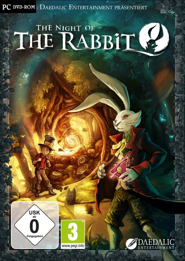 Cover zu The Night of the Rabbit