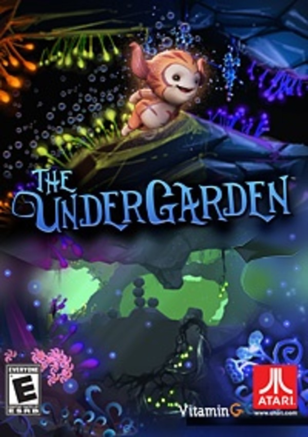 Cover zu The UnderGarden