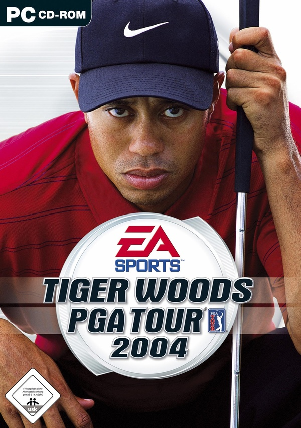 Cover zu Tiger Woods PGA Tour 2004