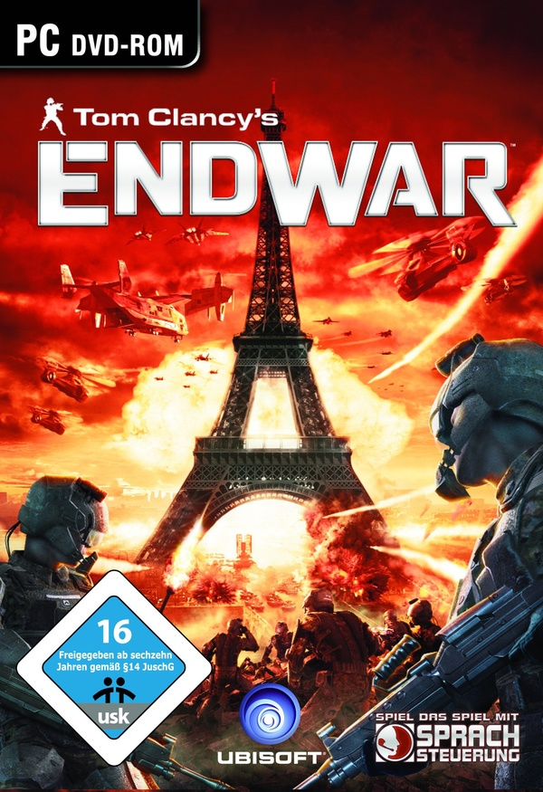 Cover zu Tom Clancy's Endwar