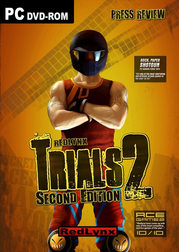 Cover zu Trials 2 Second Edition